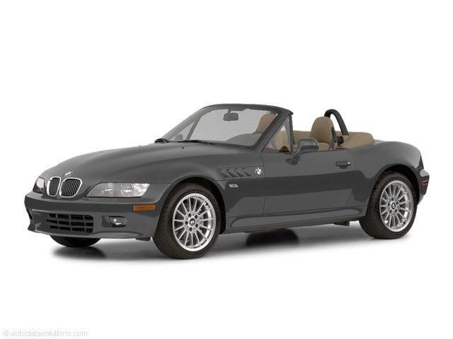 Photo 2002 BMW Z3 Z3 2dr Roadster 2.5i Convertible