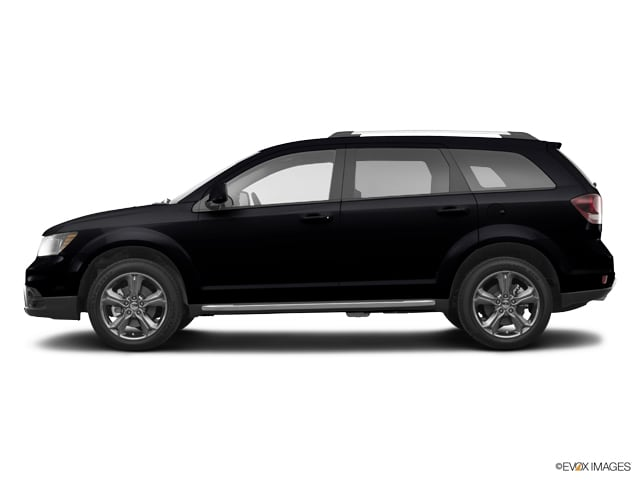 Photo Pre-Owned 2016 Dodge Journey Crossroad SUV in Jacksonville FL