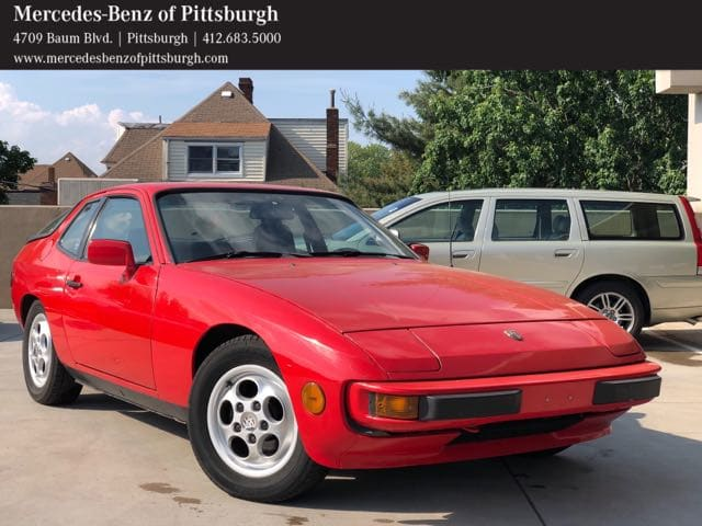 Photo 1987 Porsche 924 S in Pittsburgh