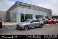 2016 Audi A7 3.0 Prestige Sedan | San Antonio, TX