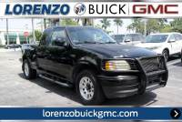 Pre-Owned 2002 Ford F-150 XLT Supercab Flareside RWD Extended Cab Pickup
