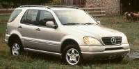 Pre-Owned 2001 Mercedes-Benz M-Class ML 320 4WD