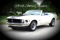 1970 Ford Mustang - FAST AND FUN -MACH 1 LOOK - CONVERTIBLE -