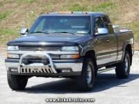 2001 Chevrolet Silverado 2500 LT Ext. Cab 4WD