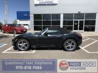 Used 2008 Saturn Sky Carbon Flash Special Edition Convertible for Sale in Grand Junction, CO