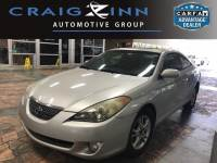 Pre Owned 2005 Toyota Camry Solara 2dr Cpe SE Auto (Natl) VIN4T1CE38P55U983402 Stock Number8291502