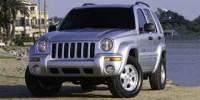Used 2003 Jeep Liberty Limited Edition SUV in Allentown