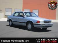 1990 Dodge Spirit Base