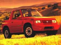Home of the $500 Price Beat Guarantee: 1996 Suzuki Sidekick JX SUV