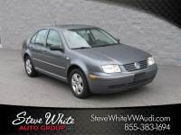 2004 Volkswagen Jetta Sedan GLS Manual Sedan
