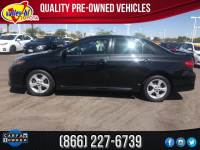 Certified Pre Owned 2012 Toyota Corolla S Sedan for Sale in Victorville near Barstow