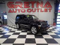 2012 Jeep Liberty LIMITED JET 4X4 AUTO V6! LOW MILES 66K! LEATHER RO