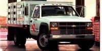 2000 ChevroletC/K 3500 Reg Cab Mason Dump Body