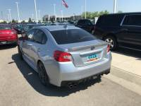 2015 Subaru WRX Premium (M6) Sedan