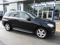 Pre-Owned 2014 Mercedes-Benz ML350 4MATIC® SUV ML
