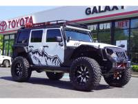 Pre-Owned 2016 Jeep Wrangler Unlimited Rocky Ridge Richard Petty Ed 4x4 Sport S 4dr SUV 4WD