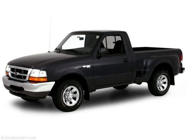 Photo Used 2000 Ford Ranger Truck Regular Cab 2WD in Houston, TX