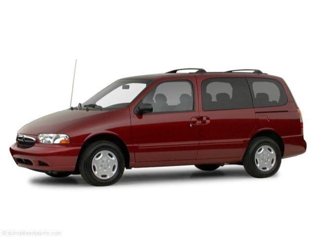 Photo Used 2000 Mercury Villager Van Passenger Van in Houston, TX