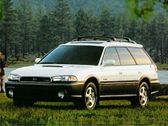 Photo Used 1998 Subaru Legacy Outback For Sale In Ann Arbor
