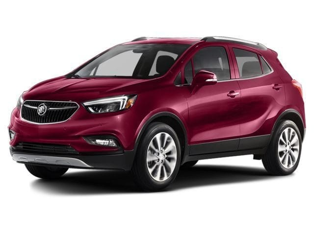 Photo Used 2017 Buick Encore Essence FWD Essence For Sale in Fairfield, TX