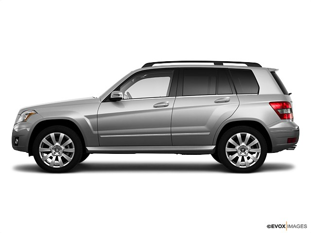 Photo Used 2010 Mercedes-Benz GLK-Class 350 4MATIC For Sale in Sunnyvale, CA