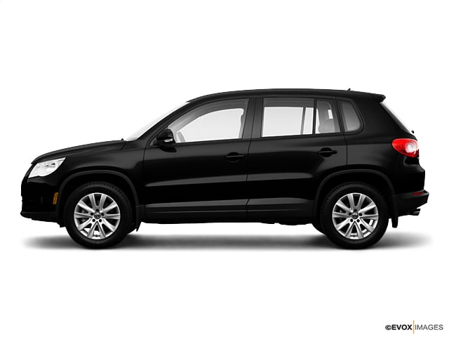 Photo Used 2009 Volkswagen Tiguan S wAutomatic For Sale in Sunnyvale, CA