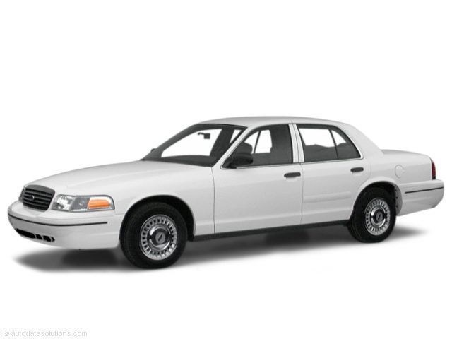 Photo 2000 Ford Crown Victoria Police Interceptor Sedan in Norfolk