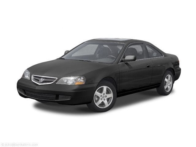 Photo Pre-Owned 2003 Acura CL Type S Coupe in Minneapolis, MN