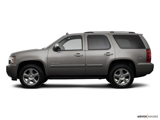 Photo Used 2008 Chevrolet Tahoe LTZ For Sale  Houston TX  Stock 8R154833