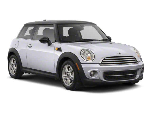 Photo Pre-Owned 2012 MINI Cooper Hardtop Front Wheel Drive Coupe