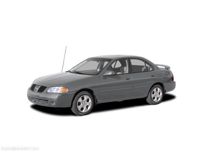 Photo Used 2004 Nissan Sentra S For Sale Chicago, IL
