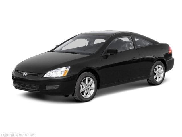 Photo Used 2003 Honda Accord Cpe EX for Sale in Portage near Hammond