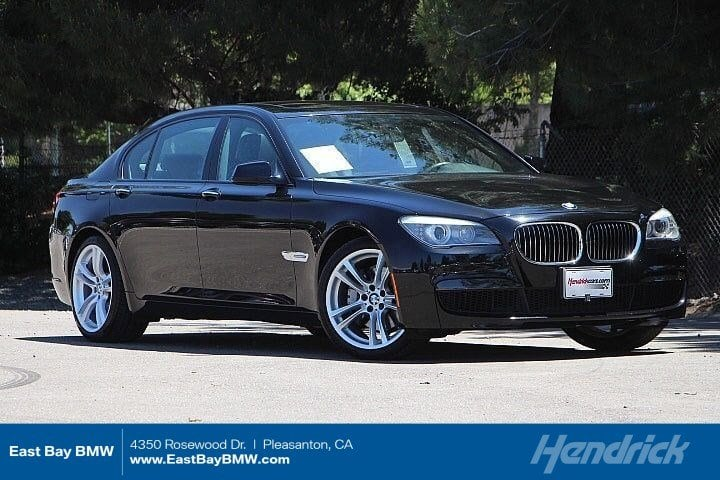 Photo 2012 BMW 7 Series 740Li Sedan in Franklin, TN