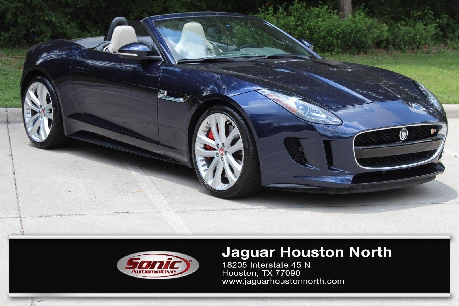 Photo Used 2014 Jaguar F-TYPE V8 S in Houston
