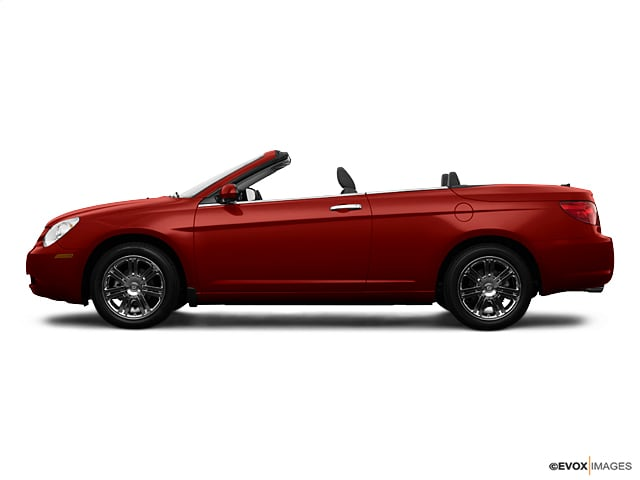 Photo Used 2009 Chrysler Sebring LX Convertible in Clearwater, FL