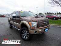 Pre-Owned 2012 Ford F-150 Lariat Tuscany Lifted 4WD