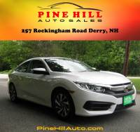 2016 Honda Civic Sedan (REBUILT TITLE) 4dr CVT EX