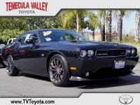 2013 Dodge Challenger SRT8 Coupe Rear-wheel Drive in Temecula