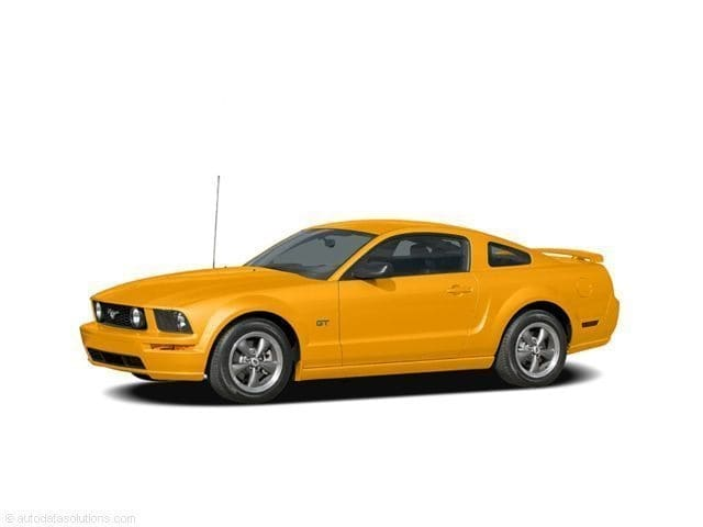 Photo 2007 Ford Mustang Coupe