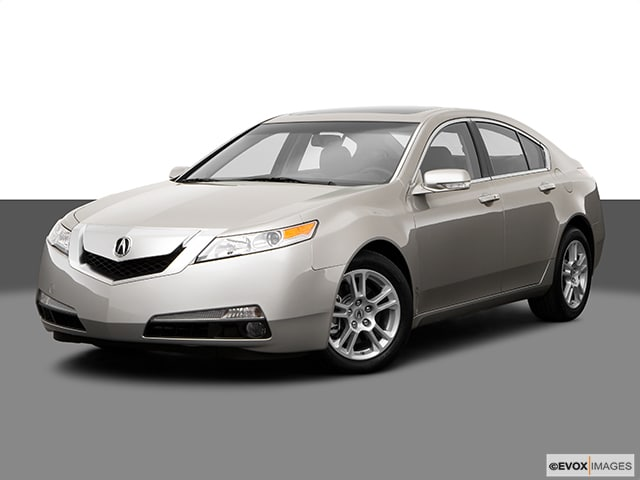 Photo Used 2009 Acura TL Stock NumberB531A For Sale  Trenton, New Jersey