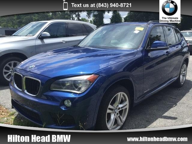 Photo 2015 BMW X1 sDrive28i sDrive28i  BMW CPO Warranty  One Owner  M Sport SUV 4x2