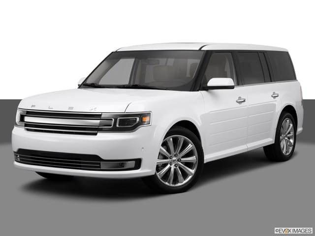 Photo Used 2014 Ford Flex Limited SUV All-wheel Drive for Sale in Riverhead, NY