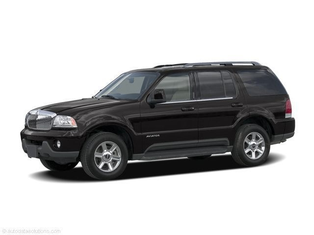 Photo Pre-Owned 2005 Lincoln Aviator Base SUV For Sale  Raleigh NC