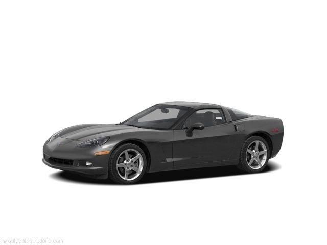 Photo Used 2008 Chevrolet Corvette For Sale  Heath OH