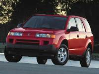 2003 Saturn VUE Base SUV Front-wheel Drive