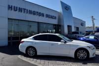 Used 2015 INFINITI Q50 Premium Sedan for Sale in Los Angeles