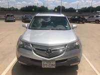 2007 Acura MDX Tech/Entertainment Pkg SUV All-wheel Drive in Irving, TX