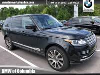 2014 Land Rover Range Rover Supercharged Autobiography SUV 4x4