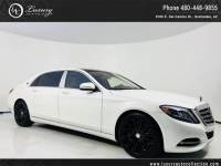 2016 Mercedes-Benz S-Class Maybach S 600 Maybach S 600 | Luxury Seating | Black Wheels | Distronic | 17 With Navigation