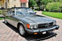 1981 Mercedes-Benz 380 Series SL